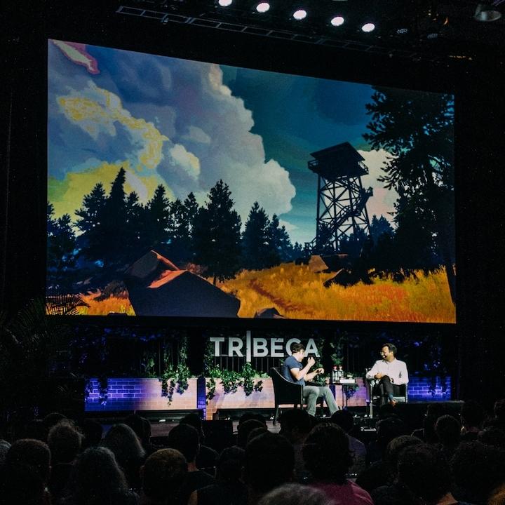 TRIBECA GAMES FESTIVAL -