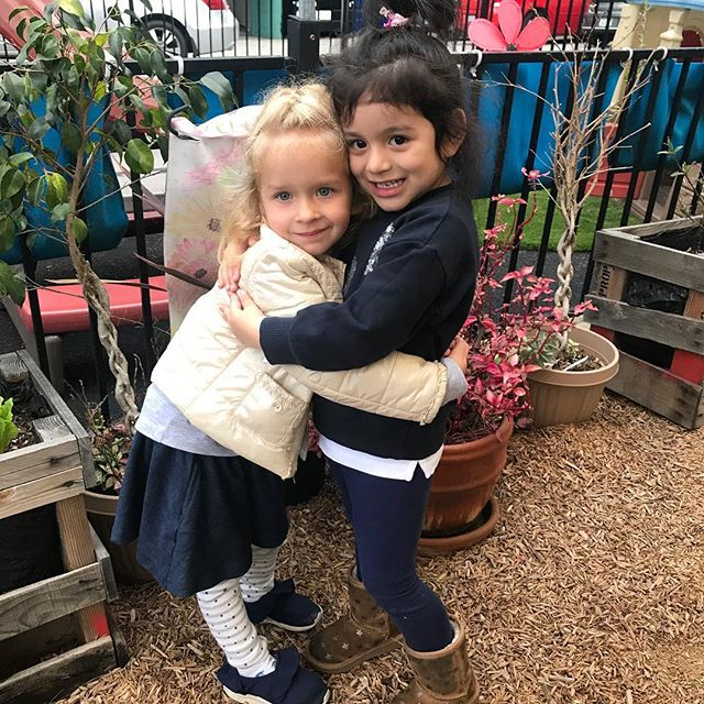 Our friend is back from Moscow! We missed her dearly. She had the best day seeing old friends and meeting new ones! ❤️ #thelittlegardenpreschool #preschool #friends #happiness #moscow #welcomeback