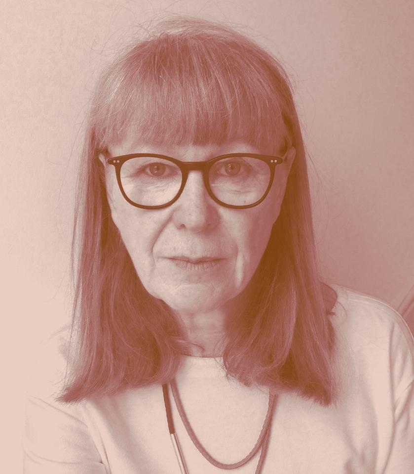 Professor Caroline Evans - CENTRAL SAINT MARTINS