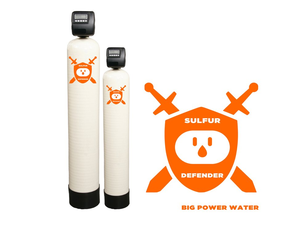 Sulfur water system filtration