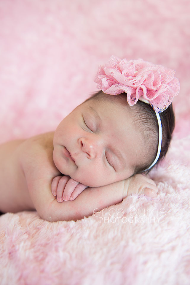 Newborn- Erica Burns Photography