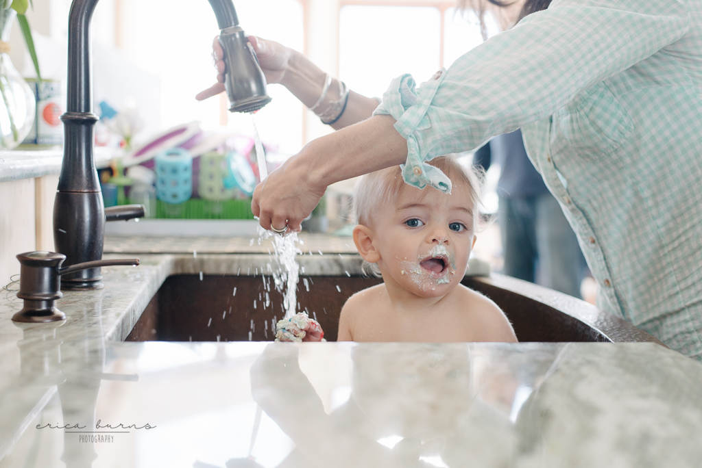 Cake Smash | Long Island Lifestyle Photographer