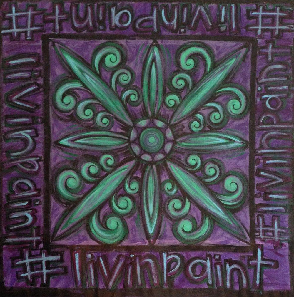 #Livinpaint
