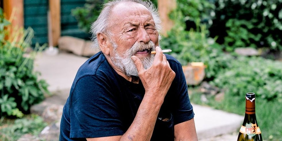Sobering thoughts from Jim Harrison