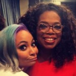 Raven-Symone and Oprah