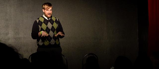 David Allison hosting
