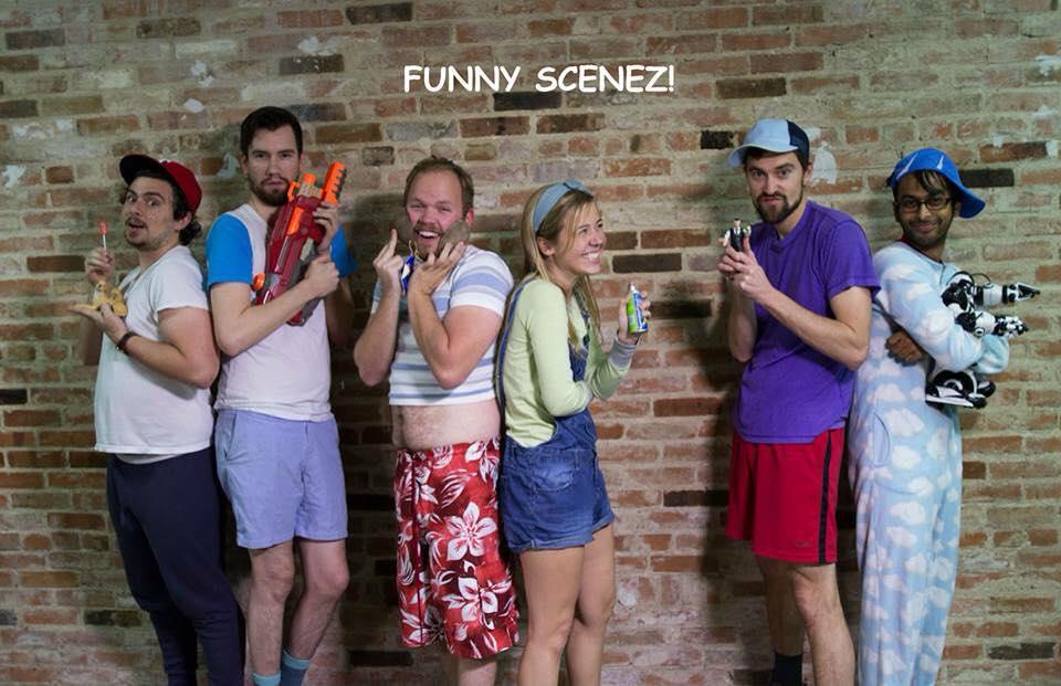 Funny Scenez