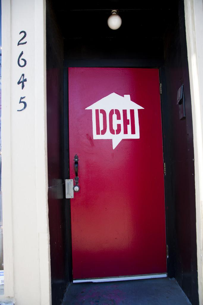 DCH door