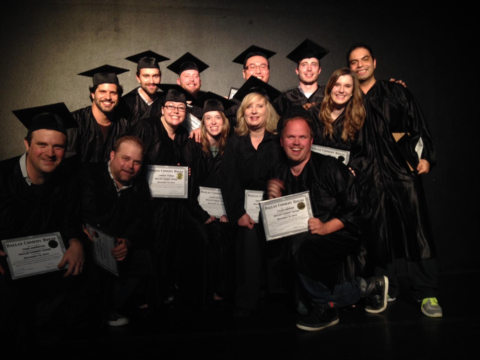 Term 6 Graduates 2014