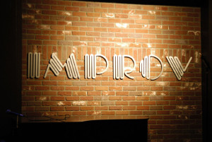 The most popular Stand Up Comedy Chain is called the IMPROV. Why do we make things so confusing? It's like naming Dunkin' Donuts the Hamburger Palace.