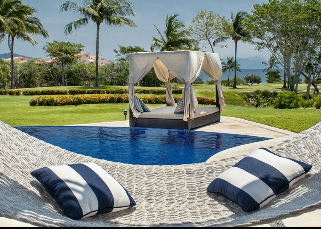 I mean, let's be honest,...this is probably what my Punta Mita view would look like.