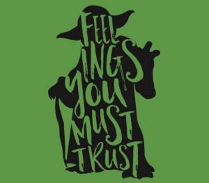 Yoda feelings