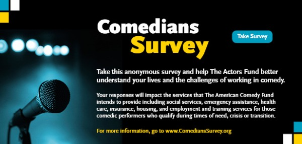 Comedy Survey