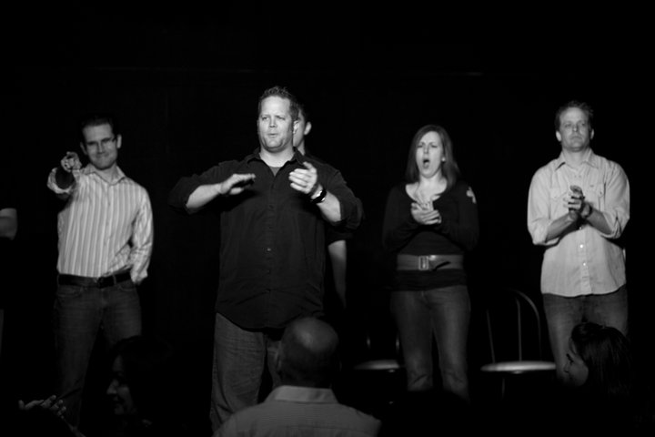 Pavlov's Dogs at the 2010 Dallas Comedy Festival