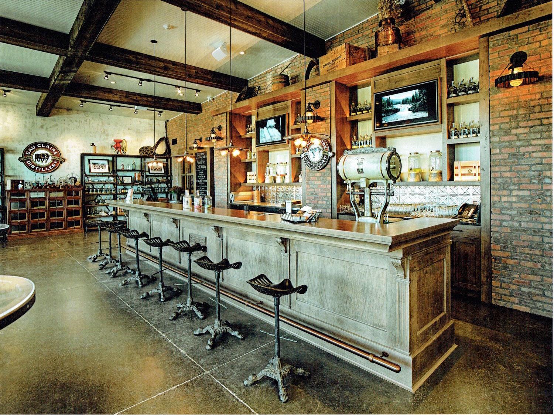 Eau claire distillery u2014 brenda porter interior design