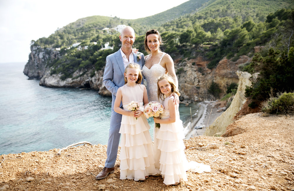 """""""Jeremy, you captured our day perfectly thank you so much! You made us feel very relaxed and our photos are just how we wanted them... informal, fun and amazing! It was really great meeting you. Beth & Gwyn xx - Beth & Gwyn, Amante, Ibiza."""