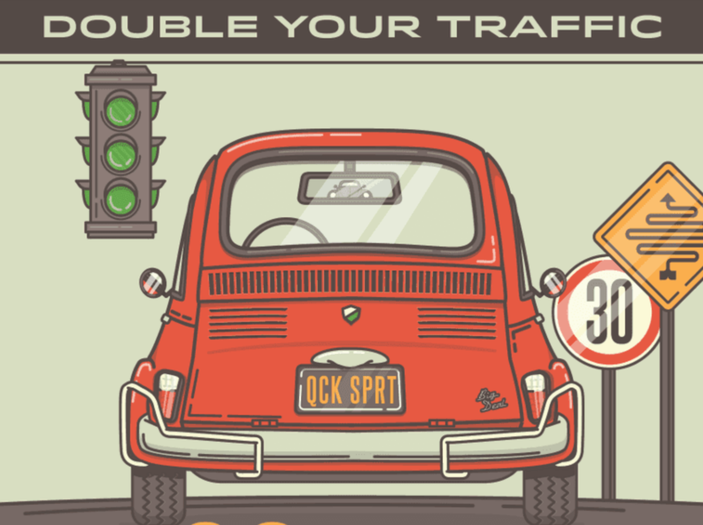 Double Your Traffic in 30 Days -