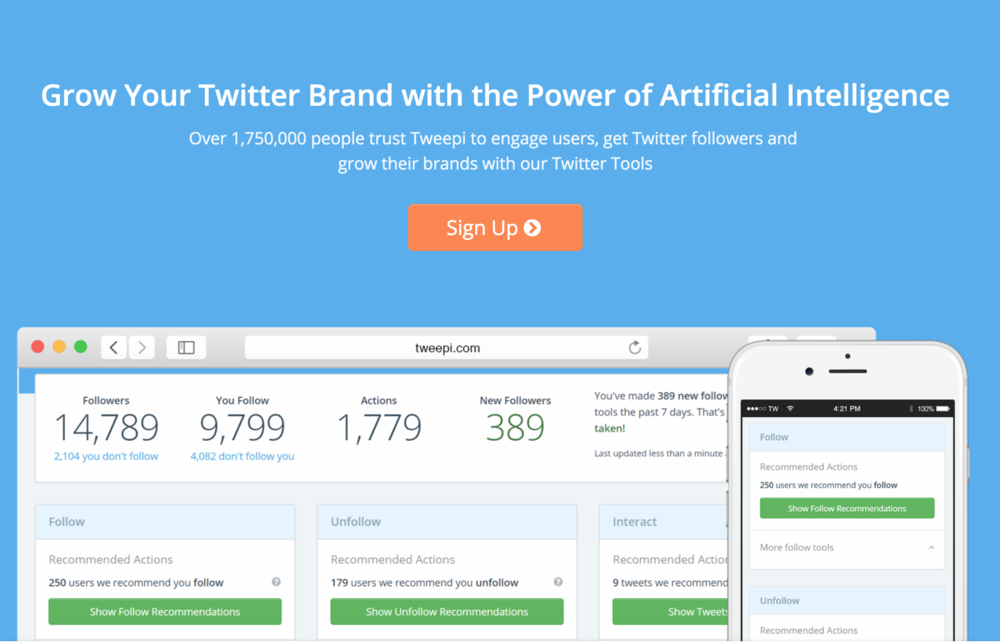 How to Get More Twitter Followers Using Tweepi -