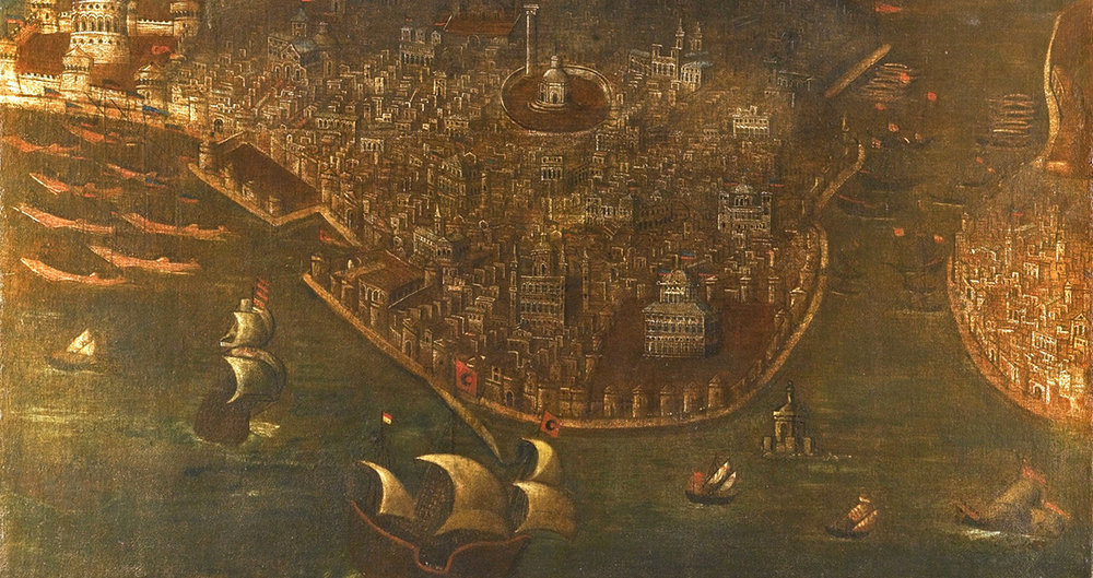 Sailing to Byzantium: Currently country neither for men young or old.