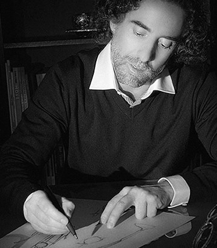 Daniele Lavia    Executive Consultant -Lavia Design  Italy