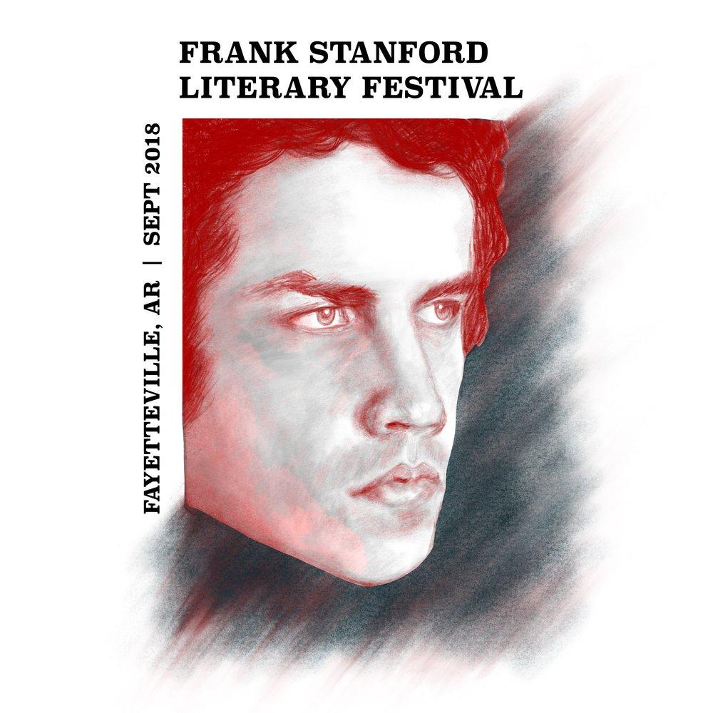 Poster for Frank Stanford Literary Festival