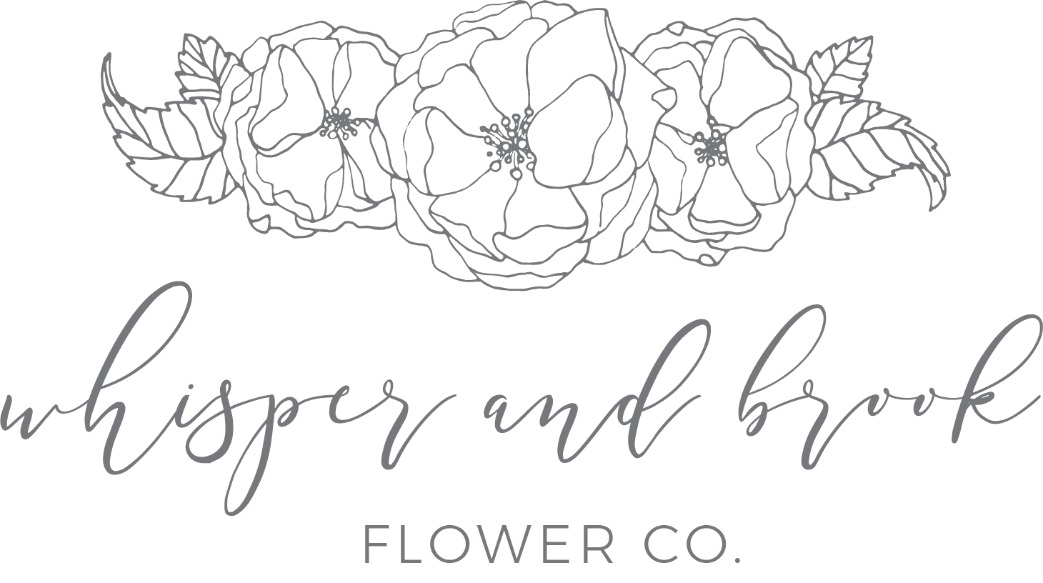 Whisper and Brook Flower Co.