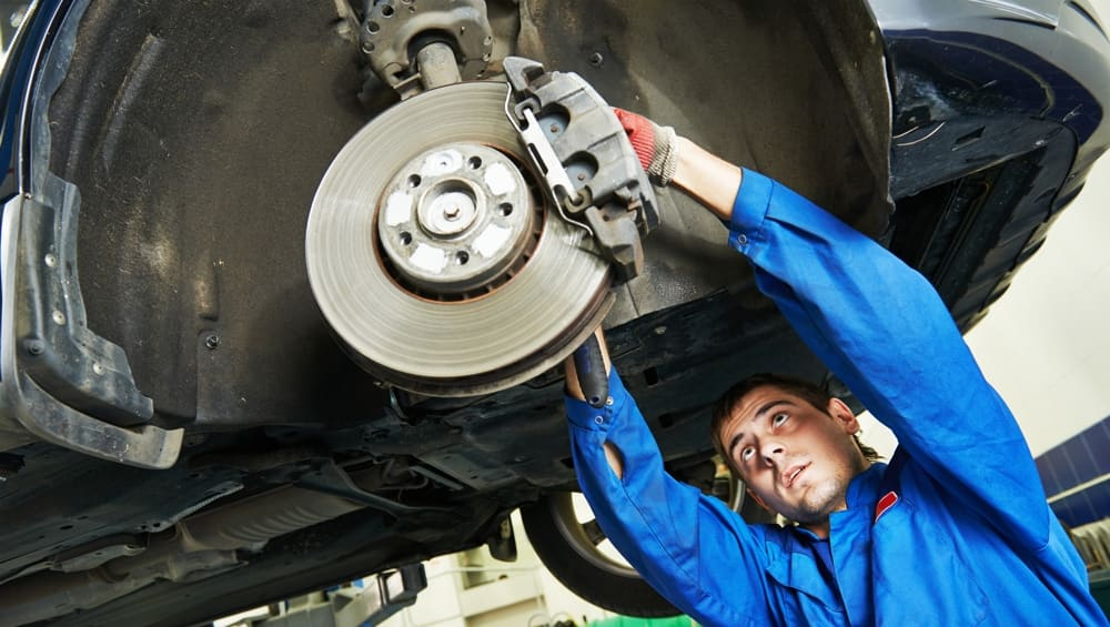 Why Brake Repair Service Is So Important