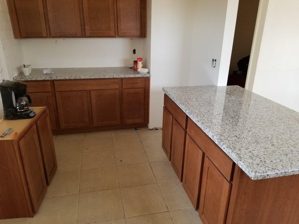 Kitchen progressing