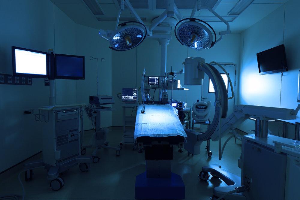 Krankenanstalten