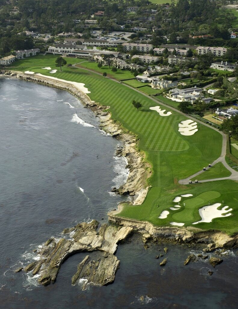 Pebble Beach Golf Vacation or $10,000 Cash Hole in One Contest