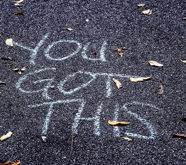 Teachers, you know what you do every day is important to the future of our world. New week, new goals, new opportunities to impact a student's life.