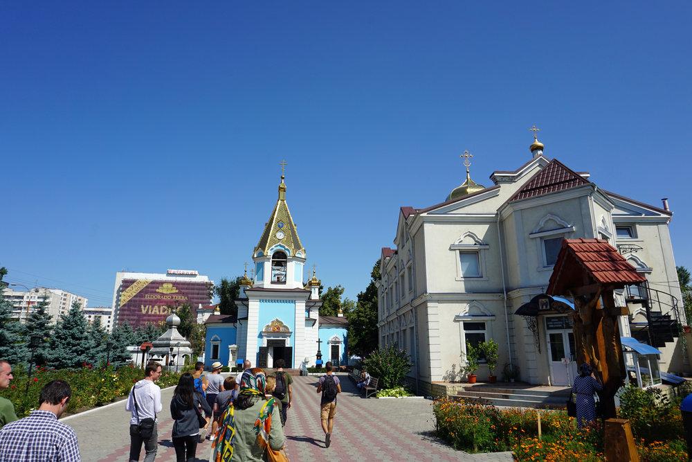 Ciuflea Monastery