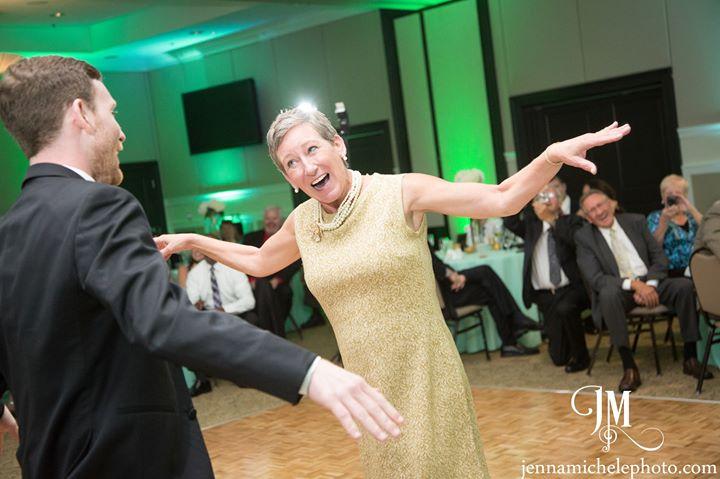 Dancing with Dan
