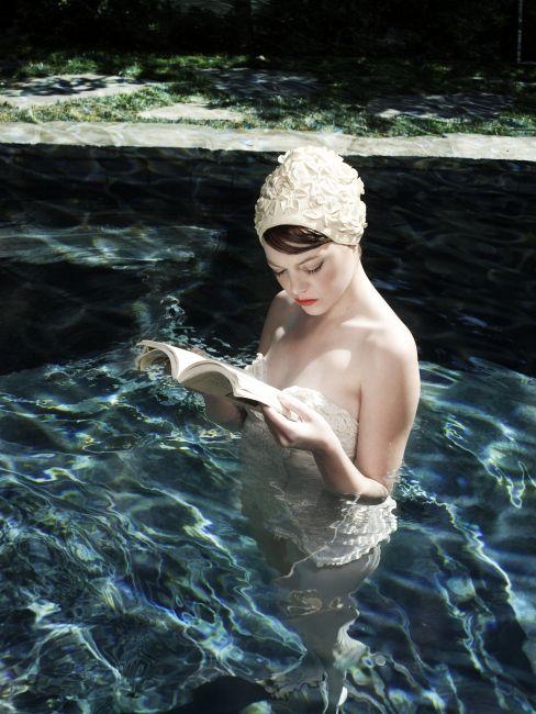 pool reading