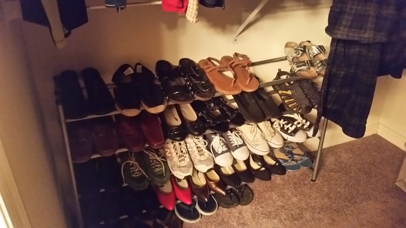 shoes finally