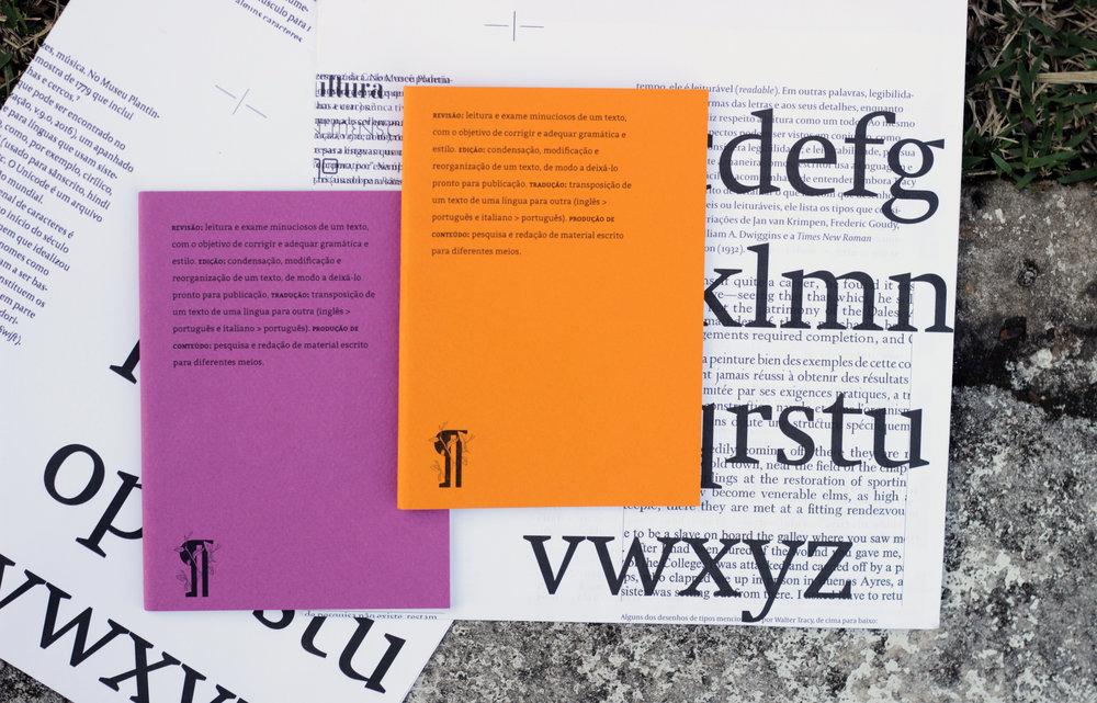 Caderno, amora consultoria linguística, produção de texto