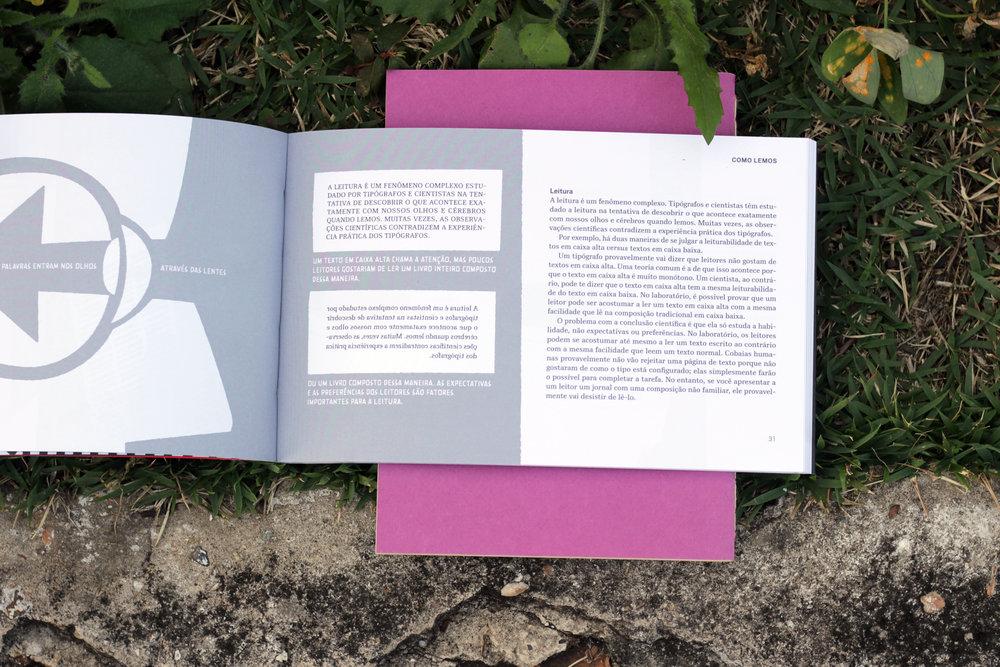 Livro, Entre Parágrafos: fundamentos tipográficos, Estereográfica, Amora Consultoria Linguística, Tradução.