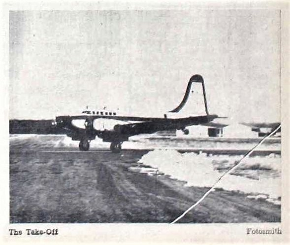 One of the many classic B-23's operated out of East Hampton in the 1960's