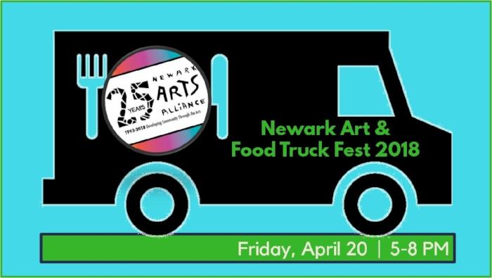Newark Art & Food Truck Fest
