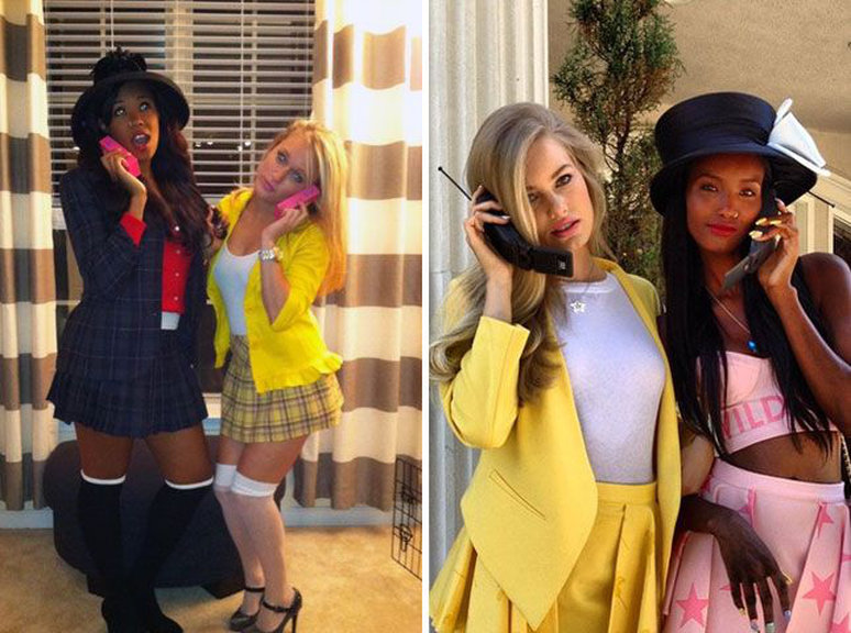 Five Best Friend Halloween Costume Ideas — The Blackprint