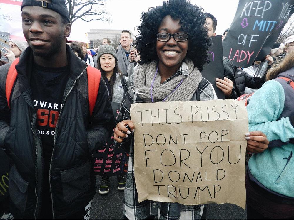 Eva Mayanja, Howard University sophomore