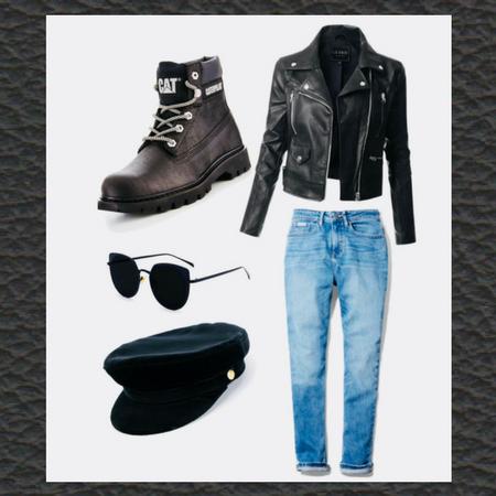 Fall Fashion - Janell Roberts