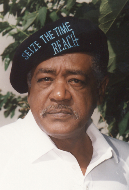 Bobby Seale, Co-founder of the Black Panther Party
