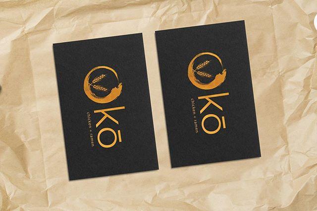 Logo design and branding for Ko was a blast to work on. Very excited for their grand opening! . . #inkdot #design #saskatoon #sk #sask #saskatchewan #yxe #branding #logodesign