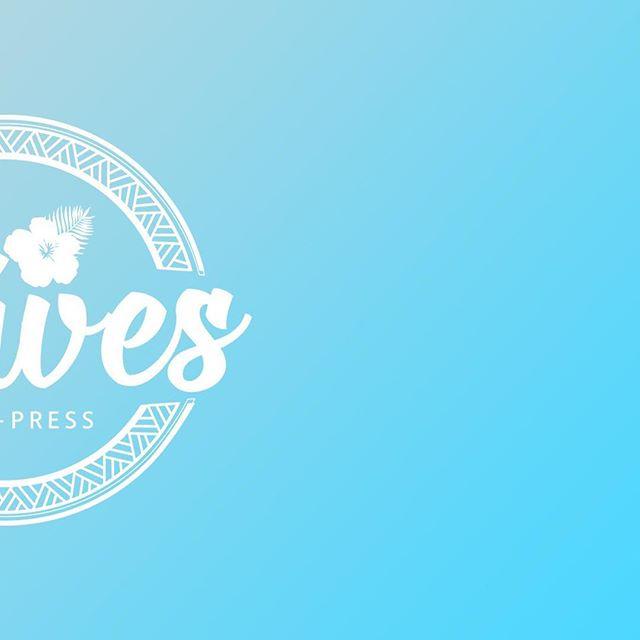 Logo design and branding for @wavesyxe // very excited for them to open there doors soon! . . #inkdot #design #saskatoon #yxe #sask #saskatchewan #wavespoke #pokeandpress #logo #logodesign #branding