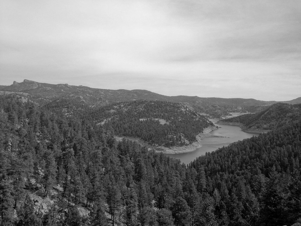 Eldorado Canyon State Park, Colorado.