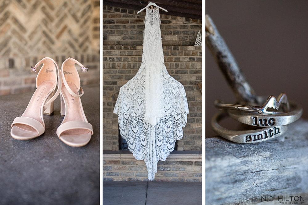 Cottonwood Farms Bride Details