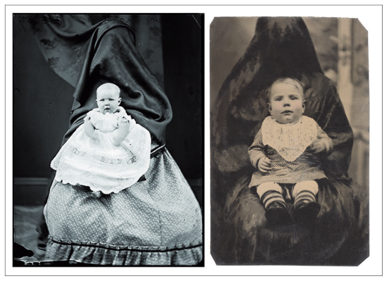The hidden mother: unknown Victorian mother–infant portraits from the public domain showcasing the invisibility of mothers.
