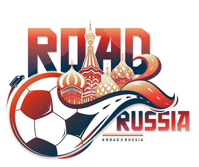If you haven't already, follow @road2russia as they prepare to drive from Los Angeles to Moscow for the 2018 @fifaworldcup !!! (p.s. -it's still us 😜)