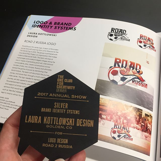 Congratulations and a huge thank you to @laurakottlowskidesign for designing such a rad logo and taking second place in the @oneclibforcreativity awards in Denver!  We couldn't be more proud or stoked for a fellow adventurer.  Check out her awesome work and amazing figure skating photos taken by @marisajarae !! Yewww!!! #rad #design #illustrator #stoked